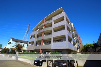 埼玉県富士見市、みずほ台駅徒歩7分の築22年 6階建の賃貸マンション