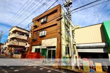 埼玉県富士見市、柳瀬川駅徒歩26分の築28年 3階建の賃貸マンション