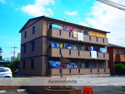 埼玉県川越市、上福岡駅徒歩18分の築12年 3階建の賃貸アパート