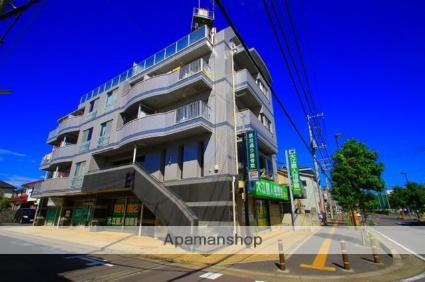 埼玉県入間郡三芳町、みずほ台駅徒歩30分の築26年 5階建の賃貸マンション
