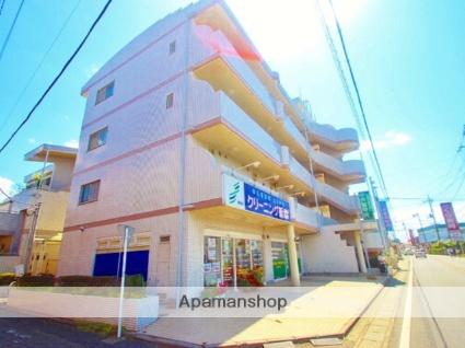 埼玉県入間郡三芳町、みずほ台駅徒歩22分の築26年 5階建の賃貸マンション