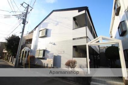 埼玉県富士見市、みずほ台駅徒歩21分の築28年 2階建の賃貸アパート