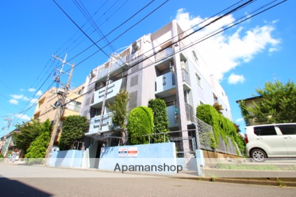 埼玉県富士見市、志木駅徒歩41分の築24年 4階建の賃貸マンション