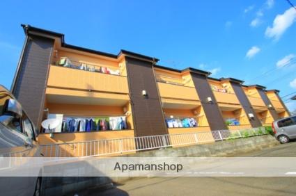 埼玉県入間郡三芳町、みずほ台駅徒歩43分の築27年 2階建の賃貸アパート