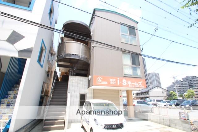埼玉県富士見市、ふじみ野駅徒歩7分の築9年 3階建の賃貸マンション