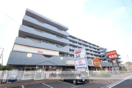 埼玉県新座市、新座駅徒歩15分の築22年 7階建の賃貸マンション