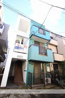埼玉県新座市、志木駅徒歩15分の築26年 3階建の賃貸マンション