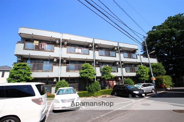 埼玉県志木市、北朝霞駅徒歩27分の築24年 3階建の賃貸マンション