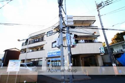 埼玉県新座市、新座駅徒歩5分の築23年 3階建の賃貸マンション