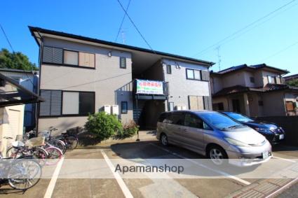 埼玉県新座市、新座駅徒歩5分の築20年 2階建の賃貸アパート