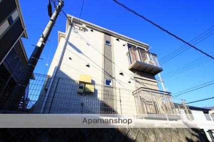 埼玉県朝霞市、北朝霞駅徒歩24分の築5年 2階建の賃貸アパート