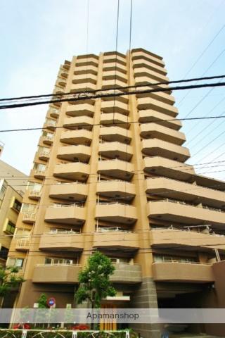 埼玉県新座市、北朝霞駅徒歩20分の築10年 15階建の賃貸マンション