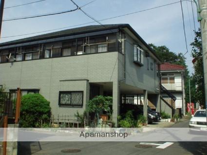 埼玉県朝霞市、北朝霞駅徒歩15分の築21年 2階建の賃貸アパート