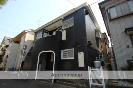 埼玉県富士見市、みずほ台駅徒歩12分の築28年 2階建の賃貸アパート