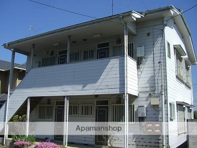 埼玉県ふじみ野市、上福岡駅徒歩27分の築26年 2階建の賃貸アパート