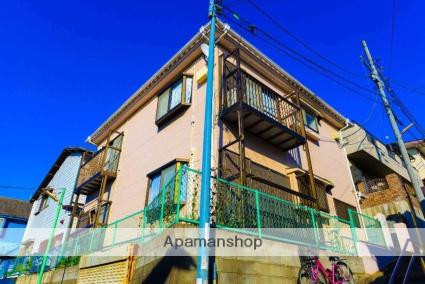 埼玉県川越市、ふじみ野駅徒歩31分の築22年 2階建の賃貸アパート