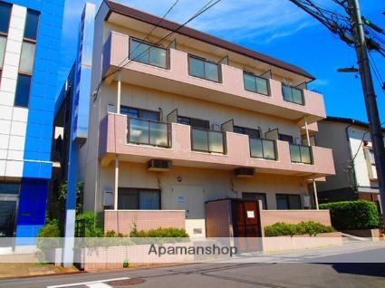 埼玉県川越市、上福岡駅徒歩15分の築26年 3階建の賃貸マンション