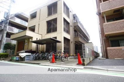 埼玉県富士見市、ふじみ野駅徒歩4分の築10年 3階建の賃貸マンション