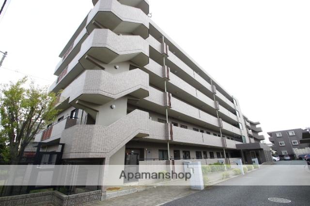 埼玉県ふじみ野市、ふじみ野駅徒歩29分の築19年 5階建の賃貸マンション