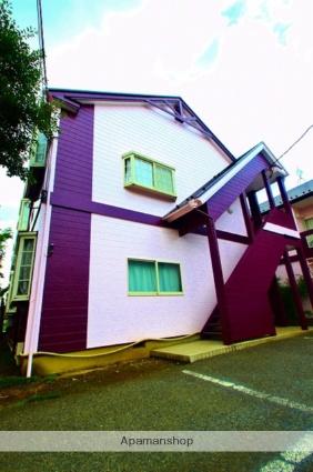 埼玉県富士見市、志木駅徒歩48分の築25年 2階建の賃貸アパート