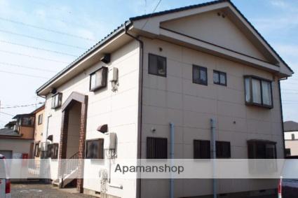 埼玉県富士見市、柳瀬川駅徒歩26分の築30年 2階建の賃貸アパート