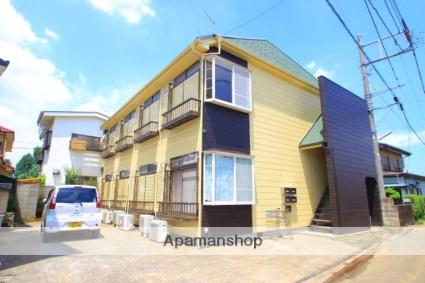 埼玉県富士見市、みずほ台駅徒歩26分の築30年 2階建の賃貸アパート