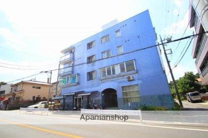 埼玉県新座市、新座駅徒歩5分の築24年 4階建の賃貸マンション