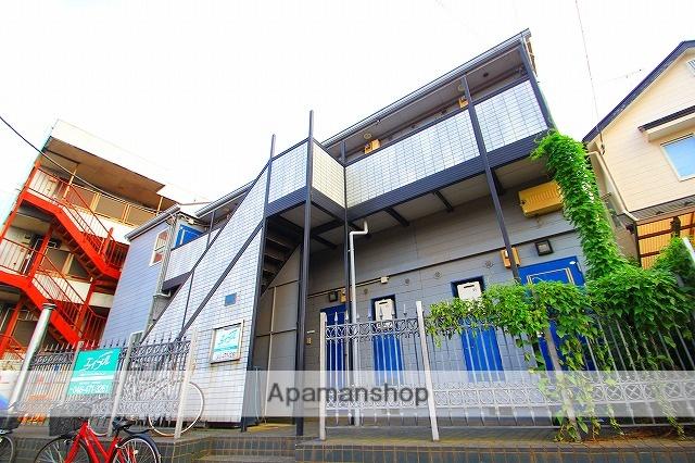 埼玉県新座市、新座駅徒歩12分の築27年 2階建の賃貸アパート