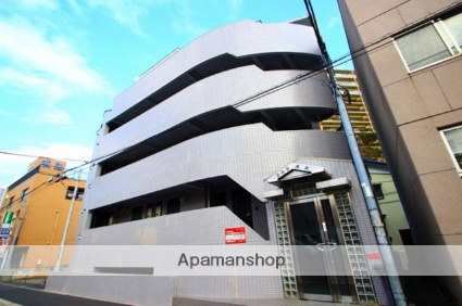 埼玉県志木市、北朝霞駅徒歩21分の築27年 5階建の賃貸マンション