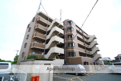 埼玉県新座市、新座駅徒歩31分の築19年 6階建の賃貸マンション