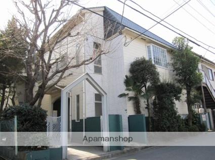 埼玉県新座市、新座駅徒歩19分の築31年 2階建の賃貸アパート