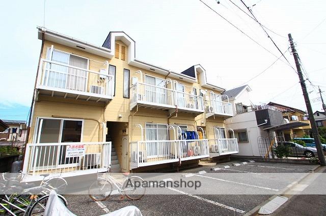 埼玉県新座市、新座駅徒歩14分の築26年 2階建の賃貸アパート
