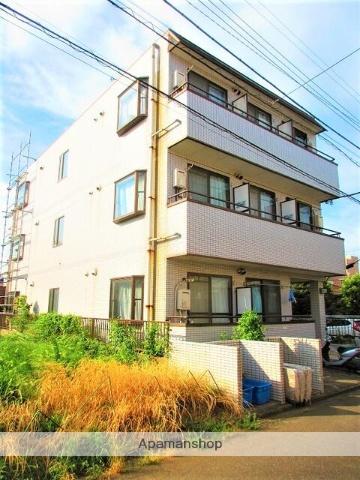 埼玉県川越市、新河岸駅徒歩16分の築27年 3階建の賃貸マンション