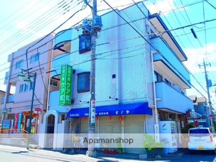 埼玉県川越市、上福岡駅徒歩8分の築28年 3階建の賃貸マンション
