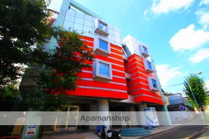埼玉県富士見市、志木駅徒歩34分の築29年 5階建の賃貸マンション