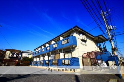 埼玉県ふじみ野市、ふじみ野駅徒歩18分の築24年 2階建の賃貸アパート