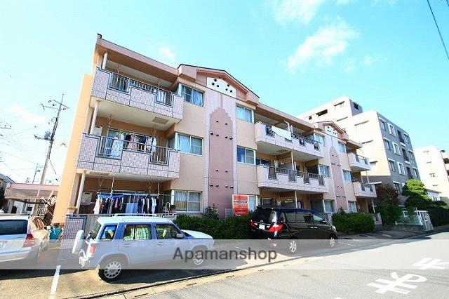 埼玉県新座市、志木駅徒歩7分の築28年 3階建の賃貸マンション