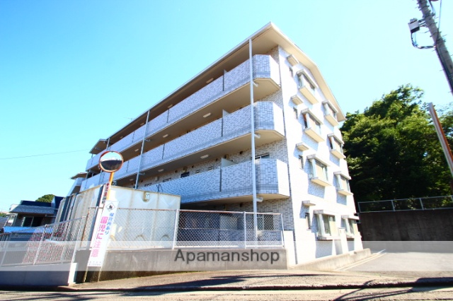 埼玉県富士見市、みずほ台駅徒歩23分の築22年 5階建の賃貸マンション