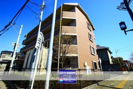 埼玉県ふじみ野市、鶴瀬駅徒歩28分の築13年 4階建の賃貸マンション