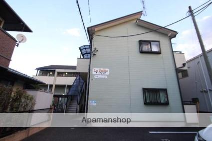 埼玉県富士見市、みずほ台駅徒歩16分の築12年 2階建の賃貸アパート