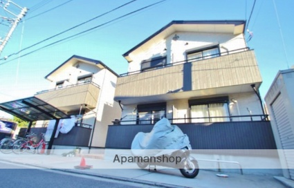 埼玉県富士見市、みずほ台駅徒歩21分の築6年 2階建の賃貸アパート