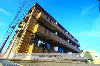 埼玉県ふじみ野市、ふじみ野駅徒歩11分の築10年 3階建の賃貸アパート