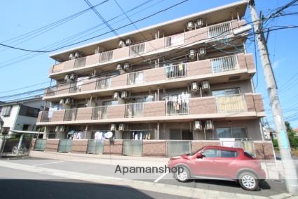 埼玉県富士見市、鶴瀬駅徒歩30分の築8年 4階建の賃貸マンション