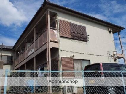 埼玉県富士見市、みずほ台駅徒歩18分の築28年 2階建の賃貸アパート