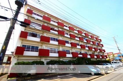 埼玉県志木市、新座駅徒歩40分の築37年 5階建の賃貸マンション