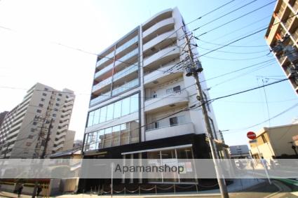 埼玉県朝霞市、北朝霞駅徒歩3分の築6年 7階建の賃貸マンション