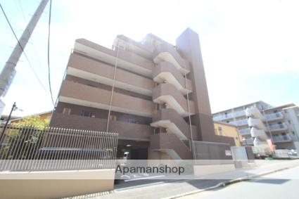 埼玉県朝霞市、北朝霞駅徒歩5分の築17年 6階建の賃貸マンション