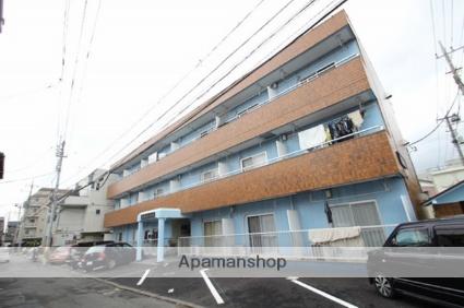 埼玉県新座市、新座駅徒歩22分の築27年 3階建の賃貸マンション