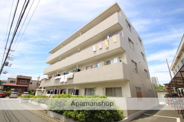 埼玉県朝霞市、北朝霞駅徒歩24分の築27年 5階建の賃貸マンション