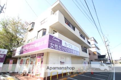 埼玉県新座市、新座駅徒歩23分の築30年 3階建の賃貸マンション